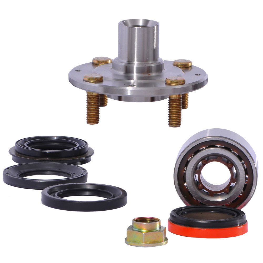 WHEEL HUB BEARING KITS 1019-0-A