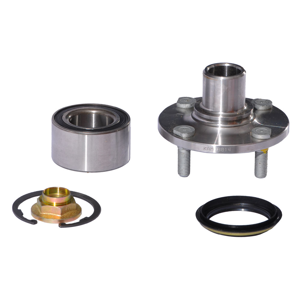 WHEEL HUB BEARING KITS  BR930573K-0