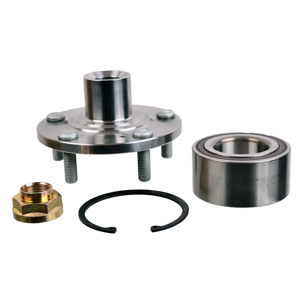 WHEEL HUB BEARING KITS  BR930580K-0