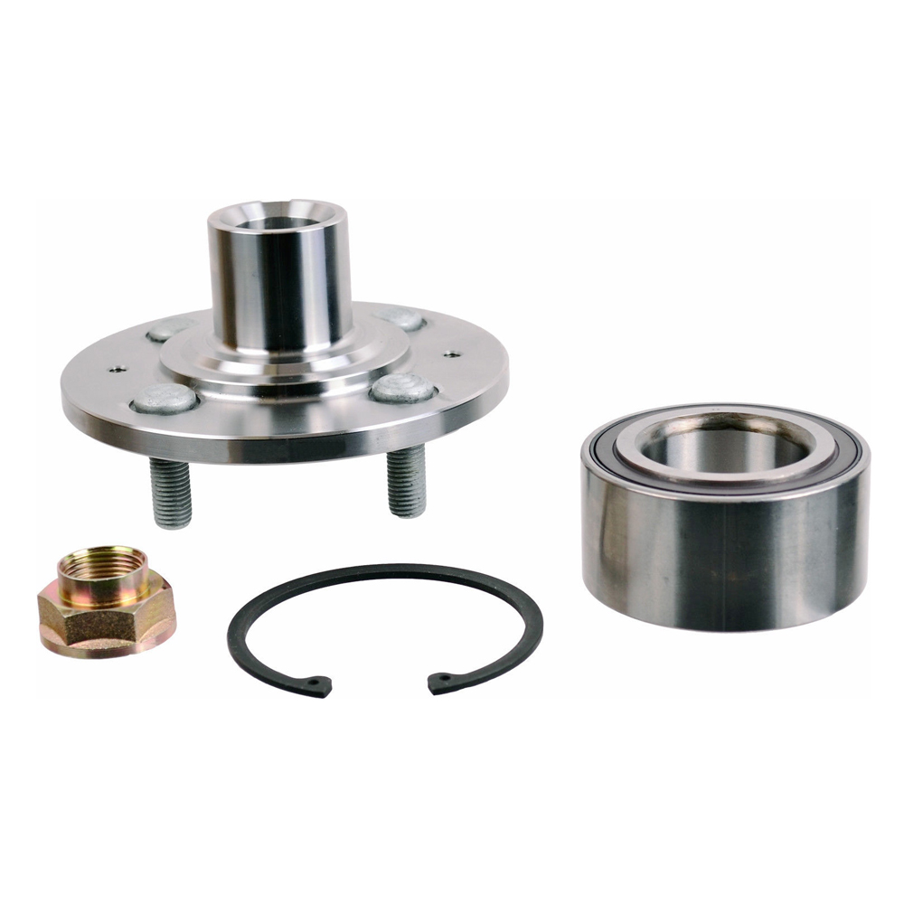 WHEEL HUB BEARING KITS  BR930581K-0