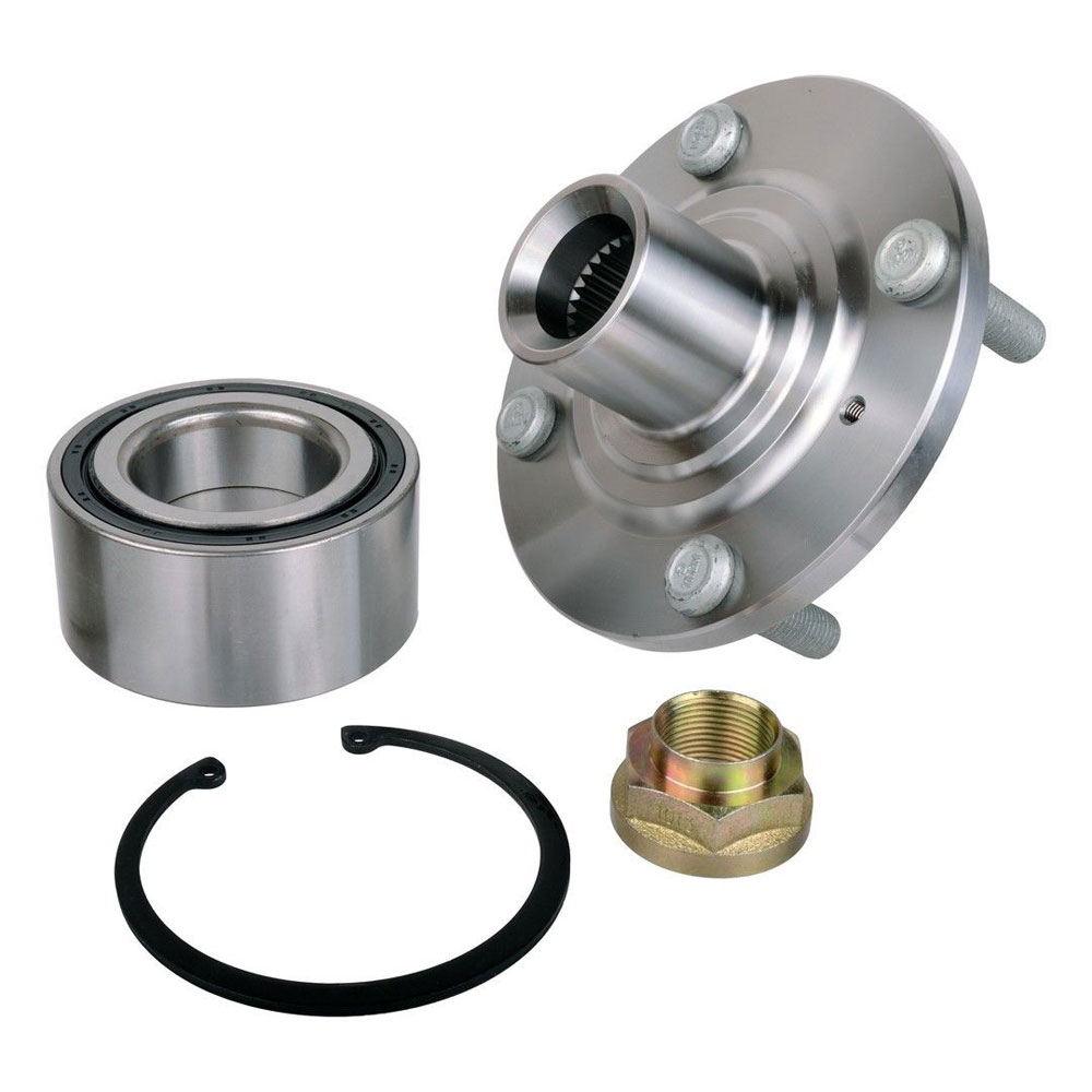 WHEEL HUB BEARING KITS  BR930591K-0