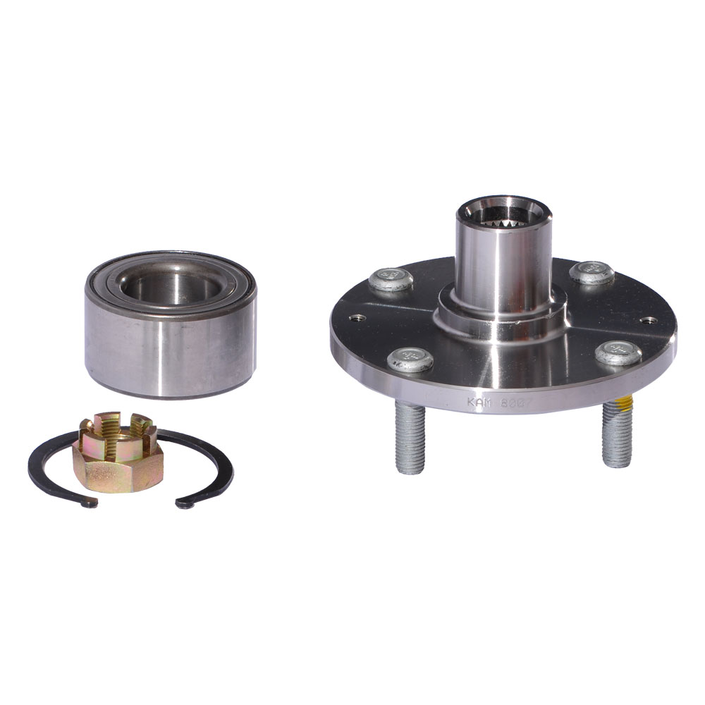 WHEEL HUB BEARING KITS  BR930593K-0