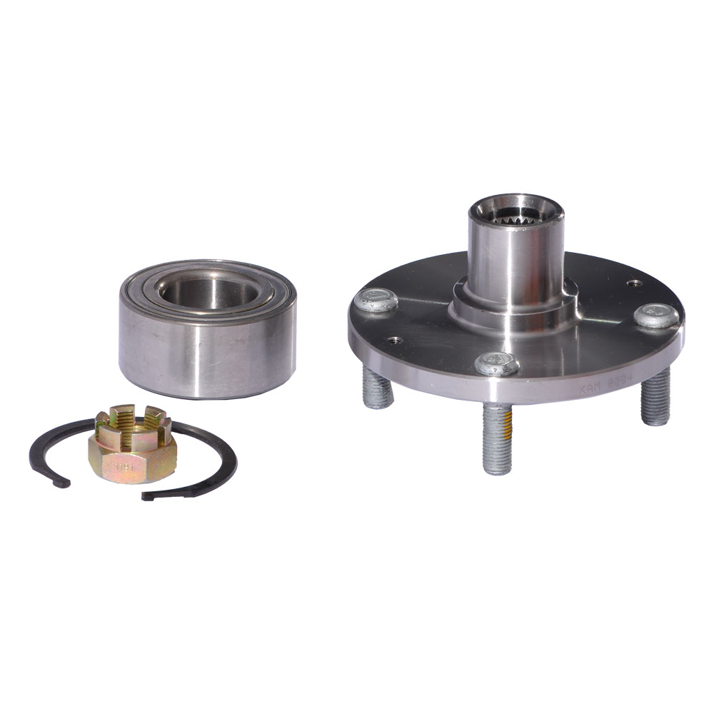 WHEEL HUB BEARING KITS  BR930596K-0