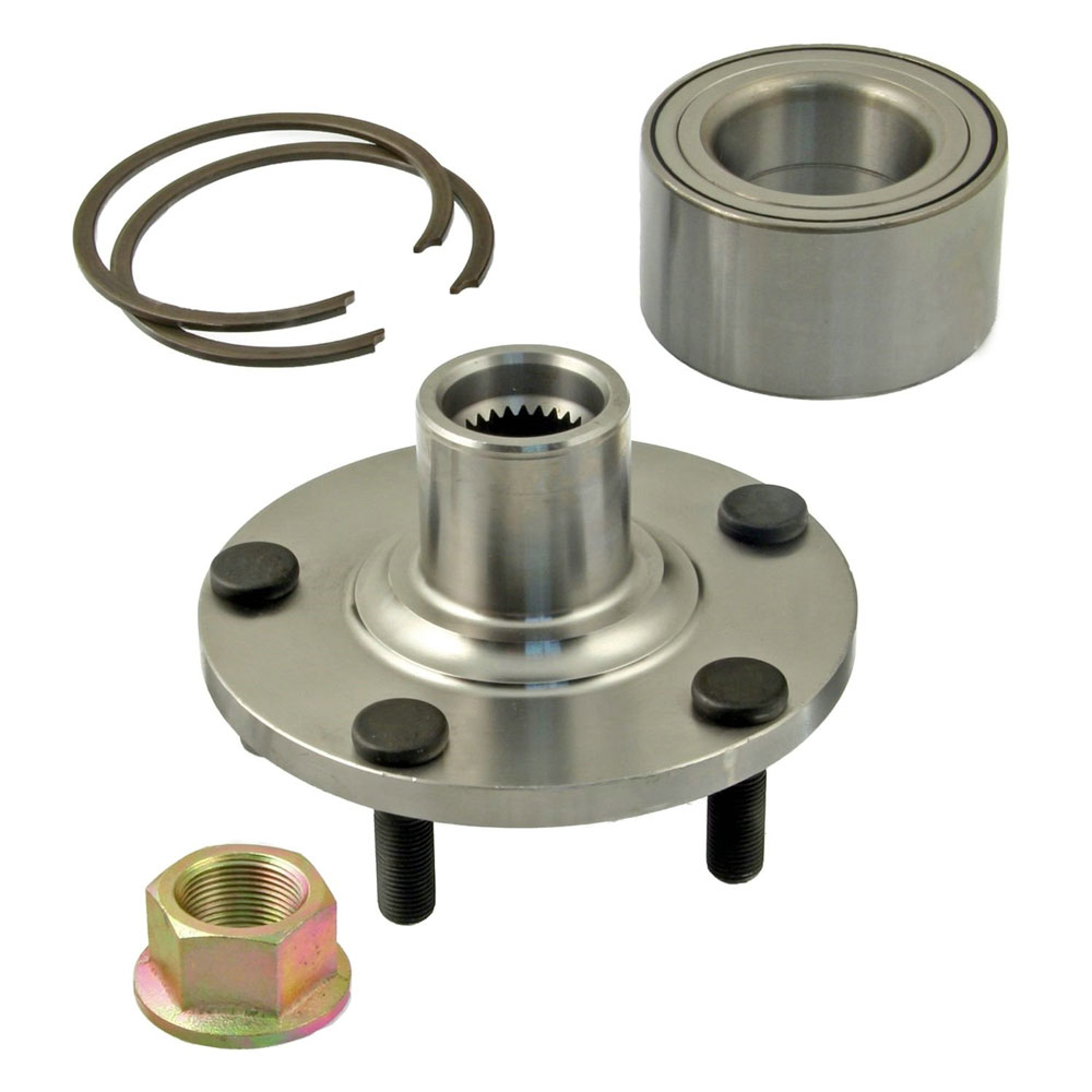 WHEEL HUB BEARING KITS 1031-0-A