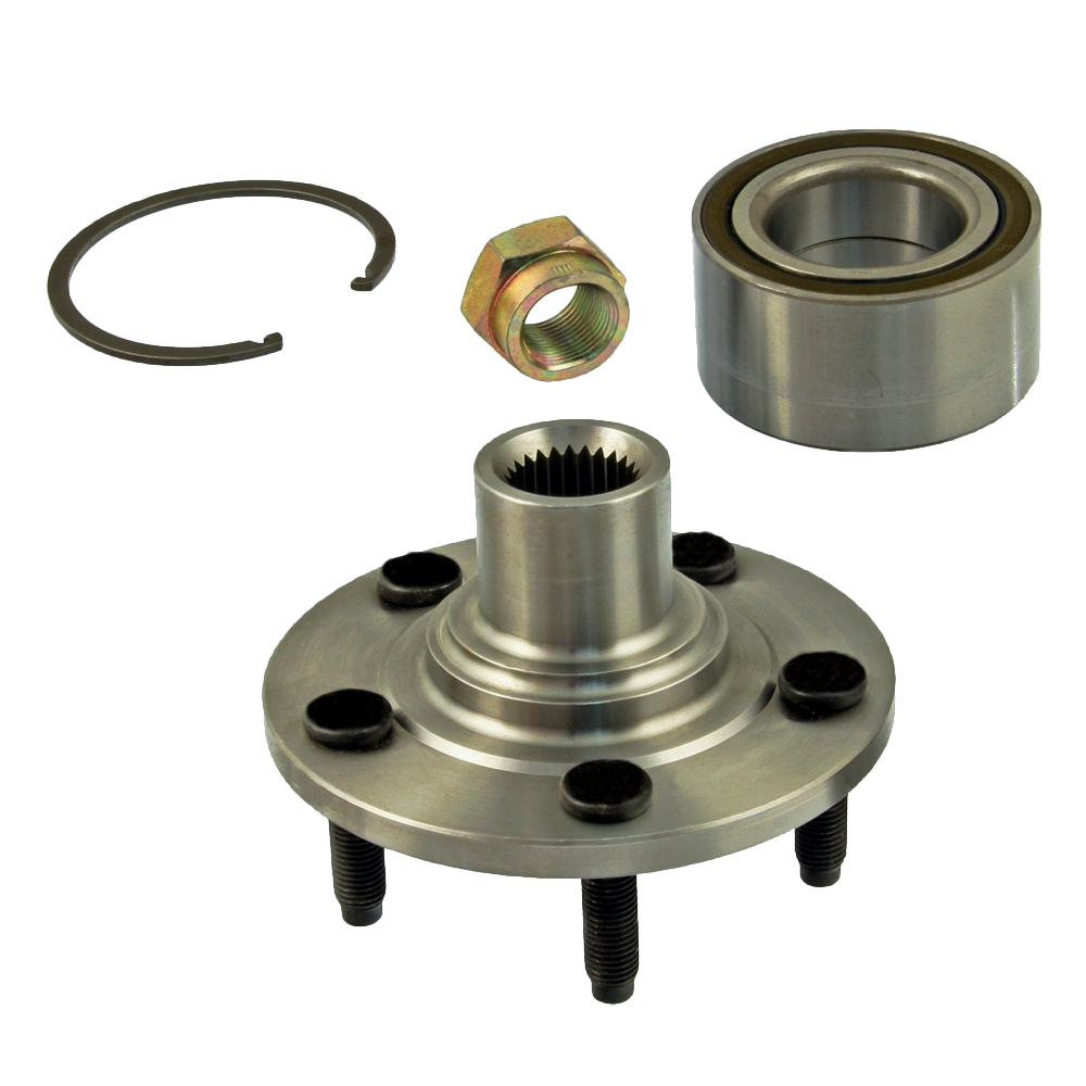 WHEEL HUB BEARING KITS   1037-0-A